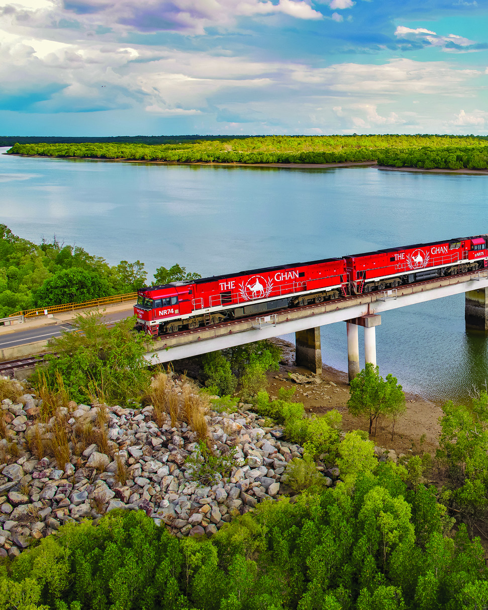 Home Page Specials Rail The Ghan