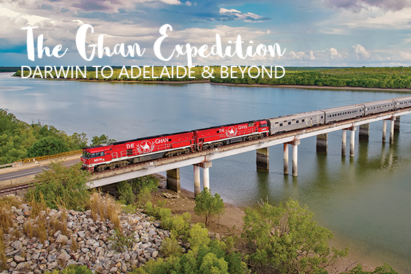 JBR The Ghan Epedition SALE Oct19