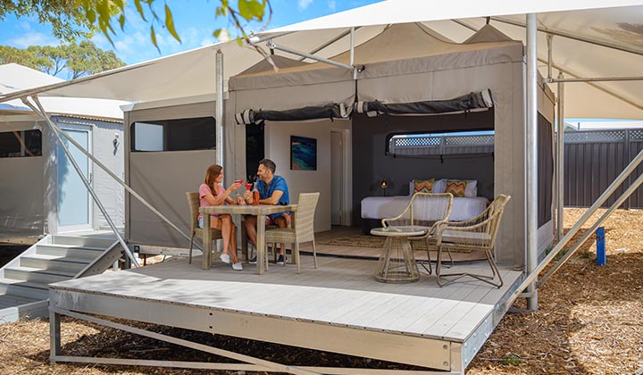 NEW WEB Gallery Discovery Rottnest 0003 Superior Tent 2