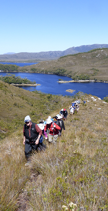 NEW WEB MOBILE 0000 Coral Expeditions TASMANIA Day 2 Balmoral Hill 5