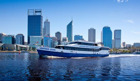 NEW WEBSITE Gallery 720 x 420 0000 MV Captain Cook Fremantle Cruise