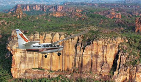 NEW WEBSITE Gallery 720 x 420 0007 Kakadu Air Front Cover Photo