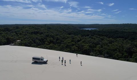 NEW WEBSITE Gallery 720 x 420 0008 Touring the Yeagarup Dunes