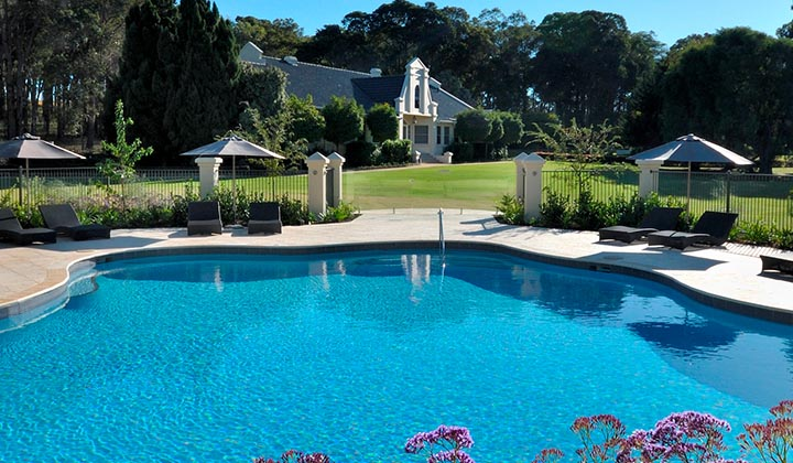 NEW WEBSITE Gallery Cape Lodge 0004 Cape Lodge The Pool