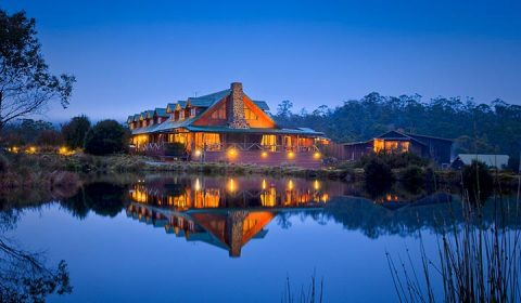 NEW WEBSITE Gallery Peppers Cradle Mountain Lodge 0031 Peppers Cradle Mountain Lodge Hero