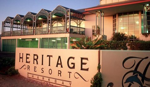 NEW WEBSITE Gallery hERITAGE sHARK bAY rESORT 0006 Heritage Resort Shark Bay Exterior MID RES