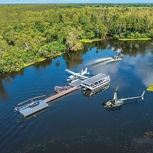NT  0013 Outback Floatplane Adventures The Ultimate Tour