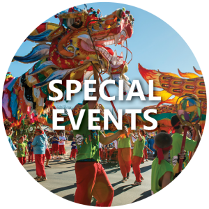 SPECIALS Icons EVENTS