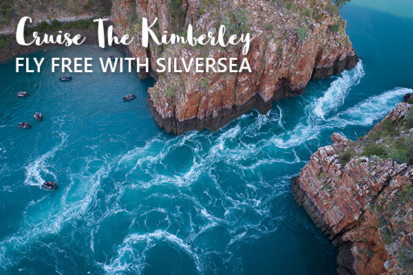 Fly Free With Silversea