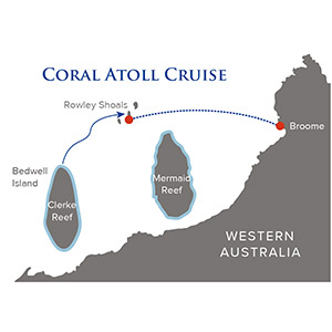 Website Gallery 0006 Coral Atoll Cruise Map