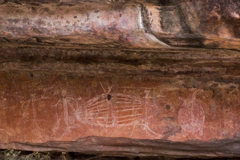 Ancient Aboriginal Rock Art