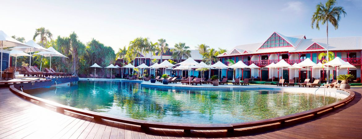 Cable Beach Resort Spotlight