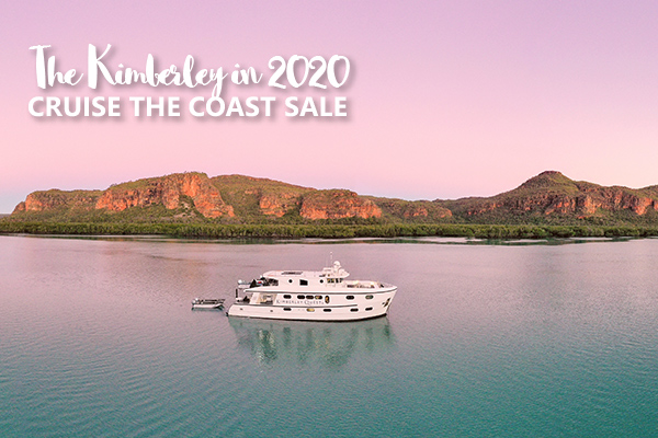 KIM Cruise Bonus Offer KQII Sunrise in the Hunter River Sep19