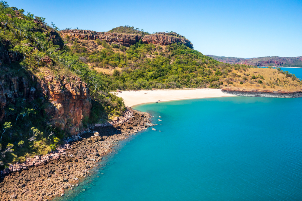 Top Five Favoured Experiences in The Kimberley