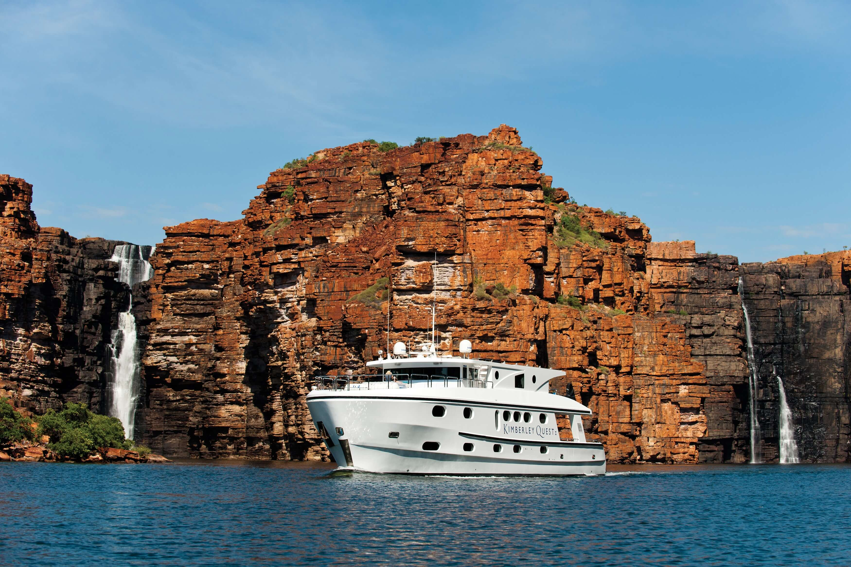 14 day ultimate kimberley cruise
