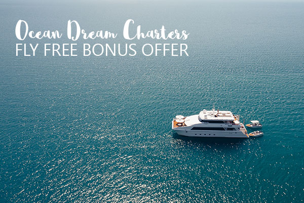 Ocean Dream Charters Fly Free Jan2020