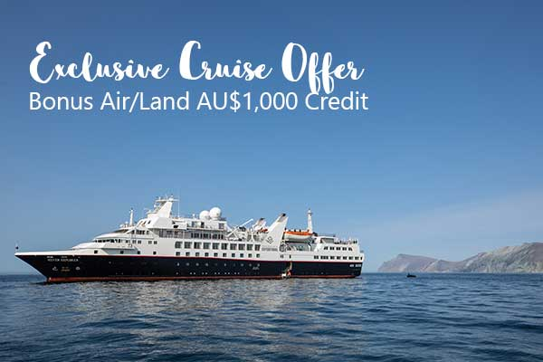 Silversea Exclusive Offer 2021