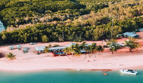 NEW WEBSITE Gallery 720 x 420 0000 131227 56 Aerial view of Tiwi Island Retreat Mandatory credit Tourism NTElise Cook