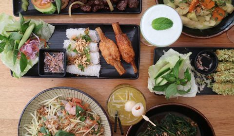 NEW WEBSITE Gallery 720 x 420 - Darwin Gourmet Tours 0001 Food Asian selection at Chow